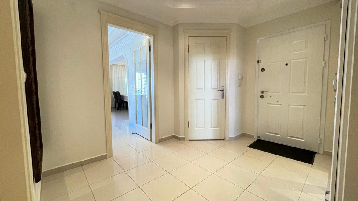 Просторная квартира с мебелью в Махмутларе - Фото 24