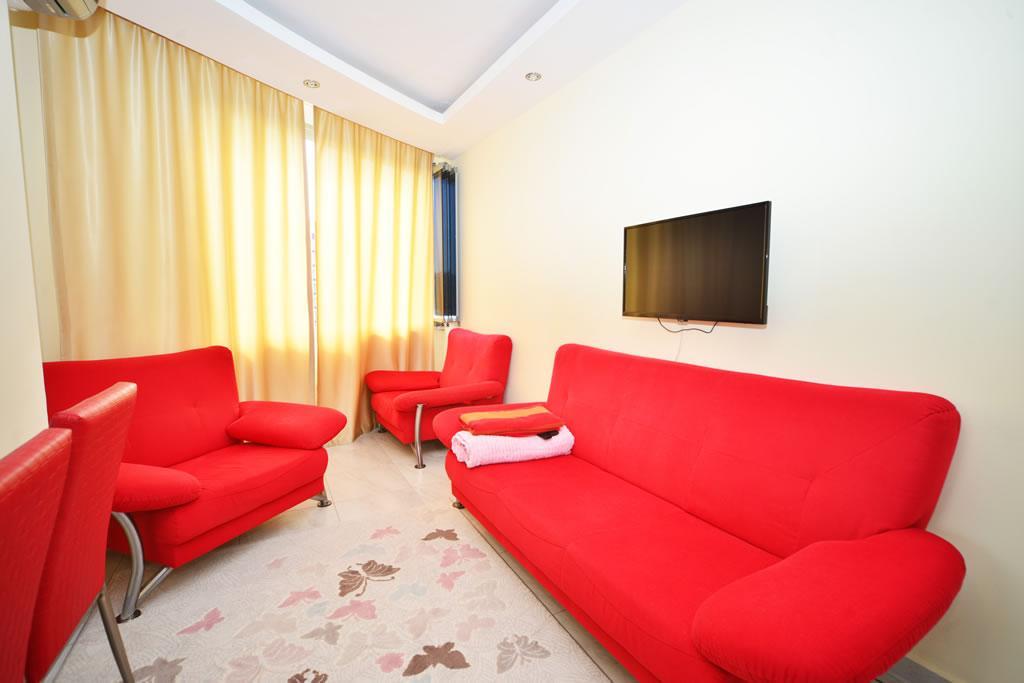 Меблированная квартира 2+1 с видом на горы и природу в Махмутларе - Фото 11