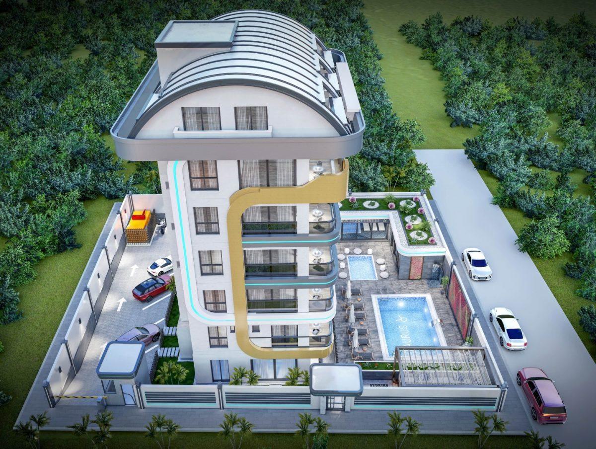Апартаменты в новом ЖК в центре Кестеля - Фото 7