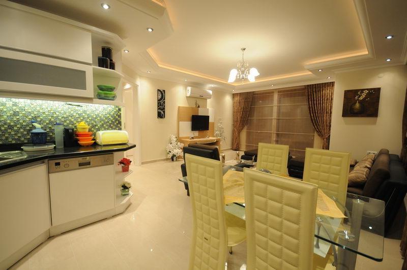 Квартира в люксовом ЖК в центре Махмутлара - Фото 8
