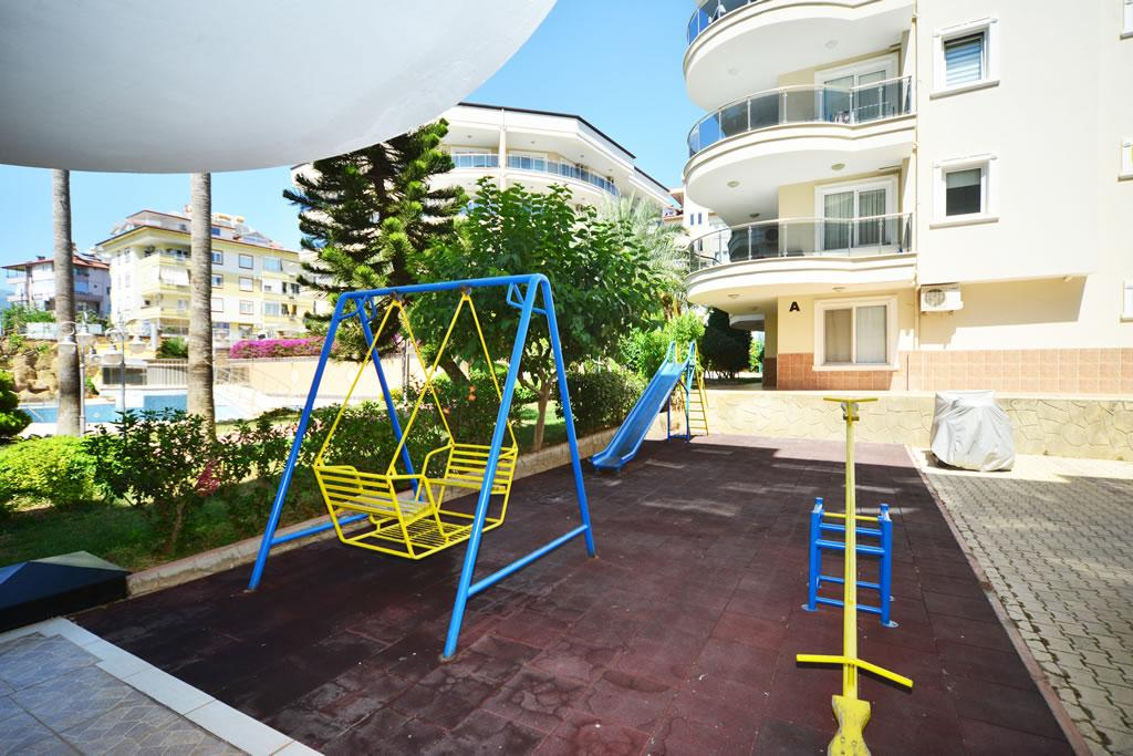 Уютная квартира 2+1 в центре европейского района Оба - Фото 33