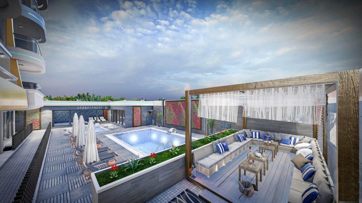 Апартаменты в новом ЖК в центре Кестеля - Фото 14