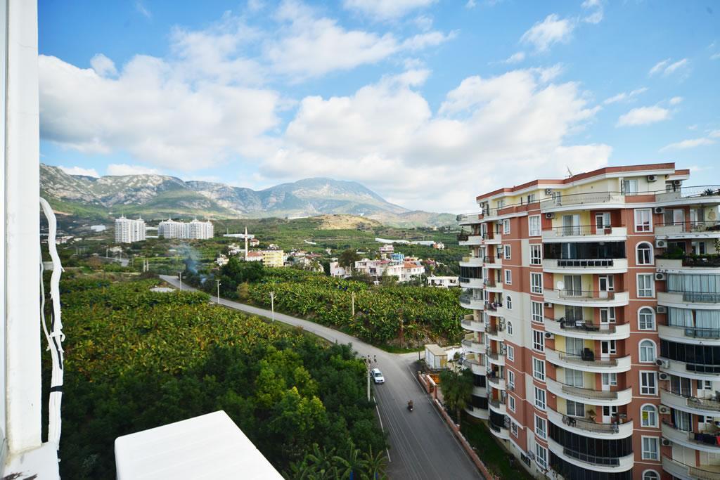 Меблированная квартира 2+1 с видом на горы и природу в Махмутларе - Фото 16
