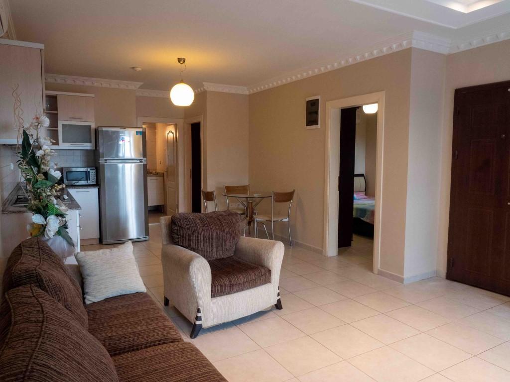 Комфортабельные апартаменты 2 +1 в Авсаллар - Фото 28