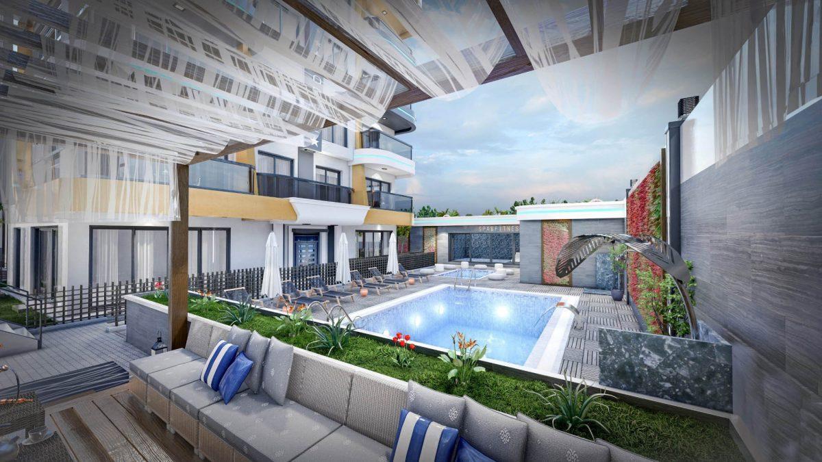 Апартаменты в новом ЖК в центре Кестеля - Фото 15
