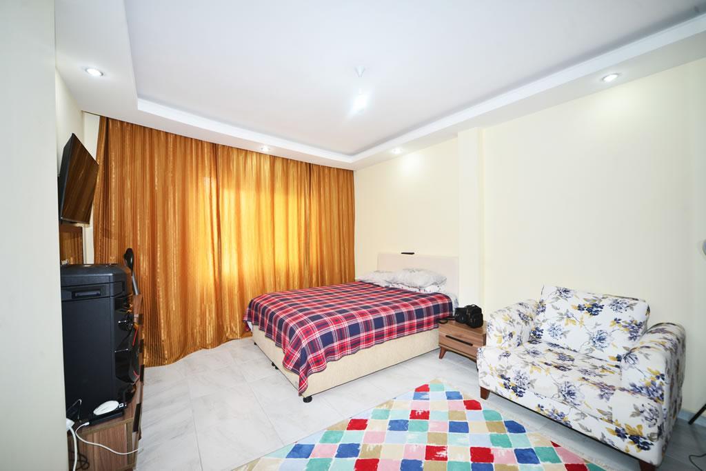 Меблированная квартира 2+1 с видом на горы и природу в Махмутларе - Фото 17