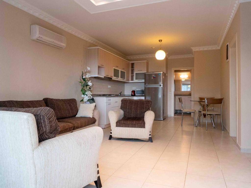 Комфортабельные апартаменты 2 +1 в Авсаллар - Фото 29