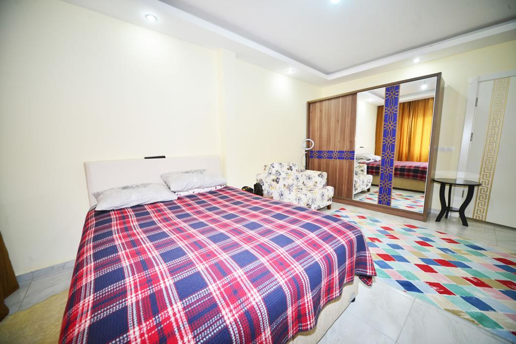 Меблированная квартира 2+1 с видом на горы и природу в Махмутларе - Фото 19