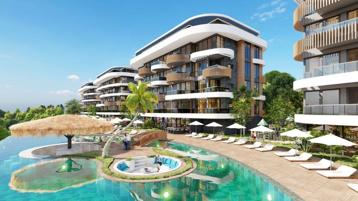 Новые апартаменты в люксовом комплексе в Кестеле - Фото 20