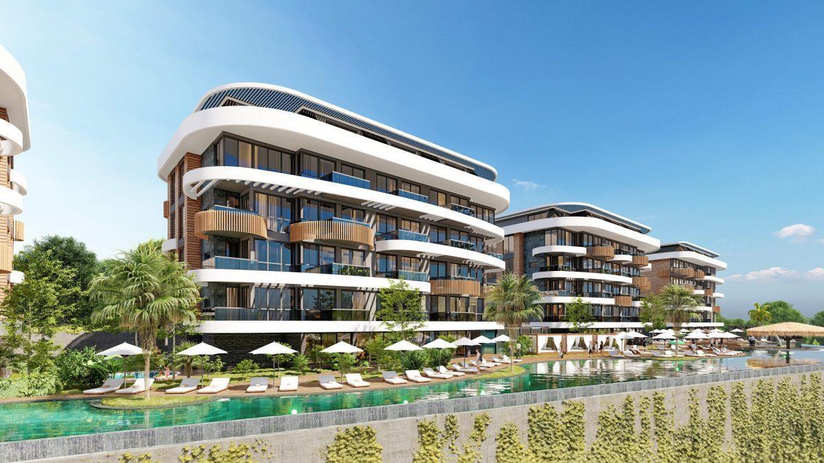Новые апартаменты в люксовом комплексе в Кестеле - Фото 18