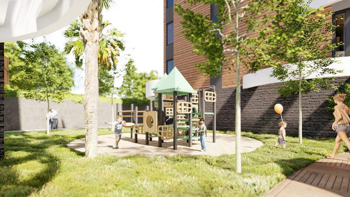 Новые апартаменты в люксовом комплексе в Кестеле - Фото 16