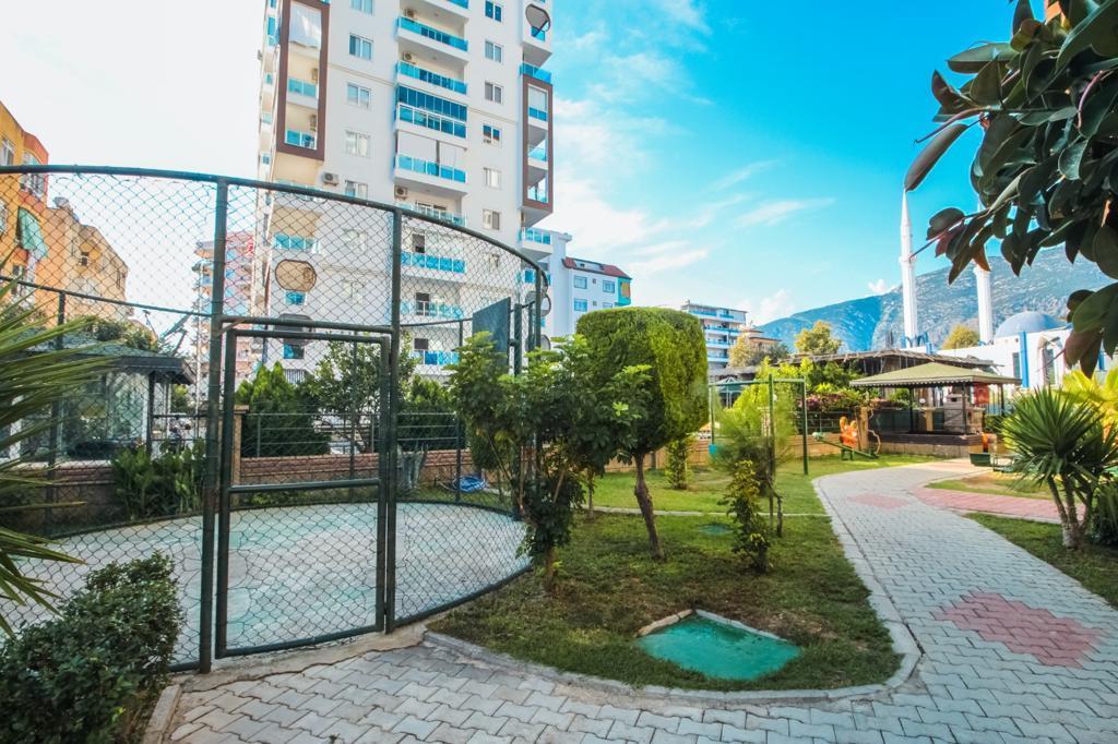 Меблированная двухкомнатная квартира в центре Махмутлара - Фото 7