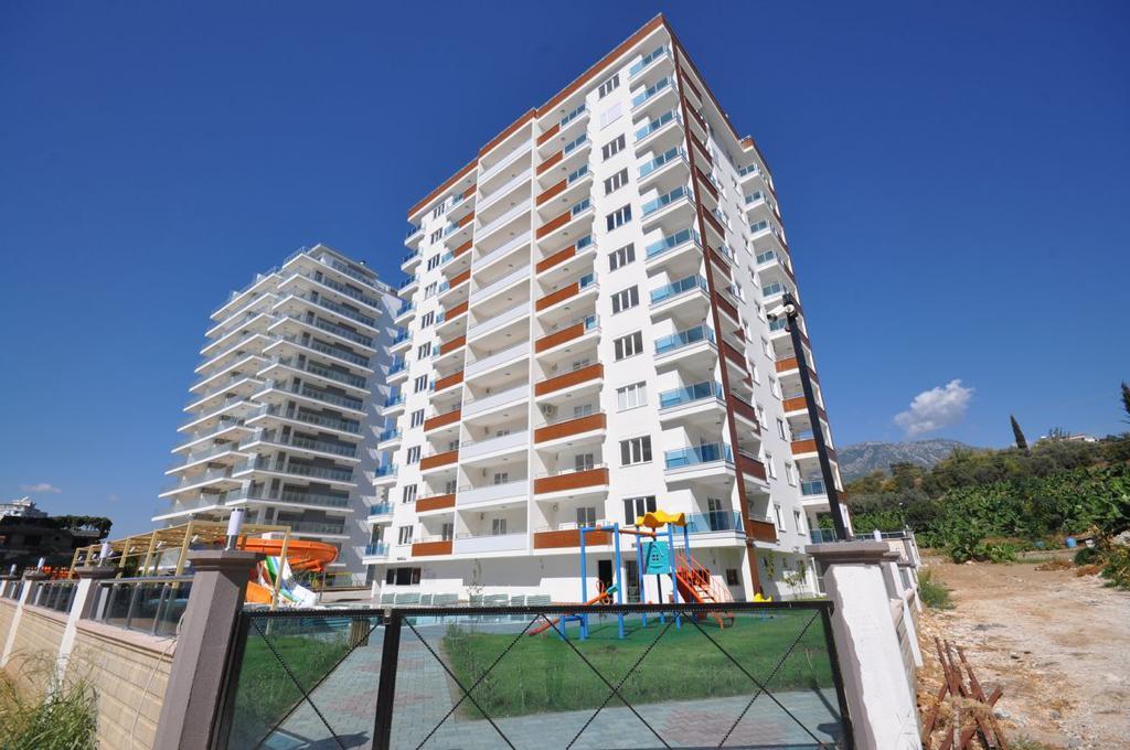 Просторная квартира 1+1 в хорошем комплексе в Махмутларе - Фото 1