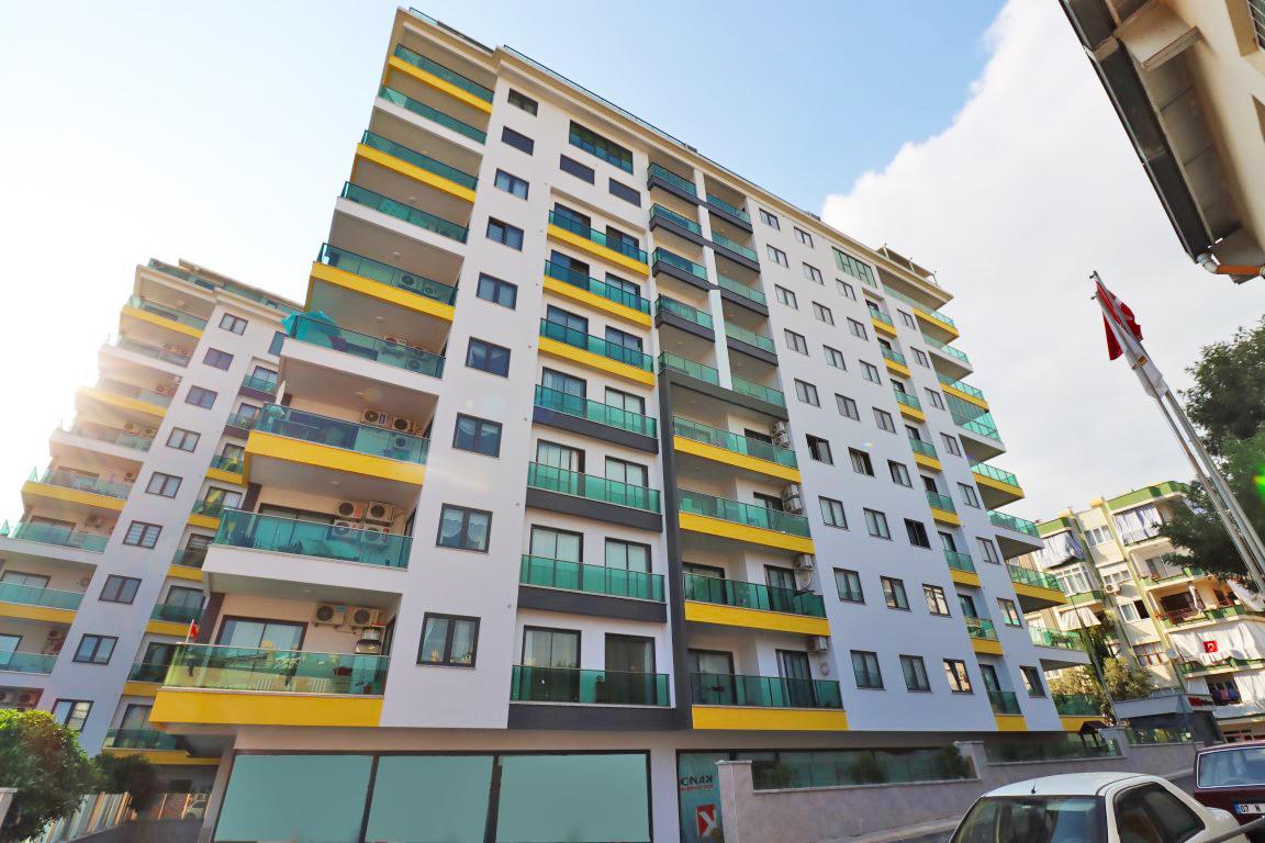 Удобные апартаменты 1+1 в центре Алании - Фото 3