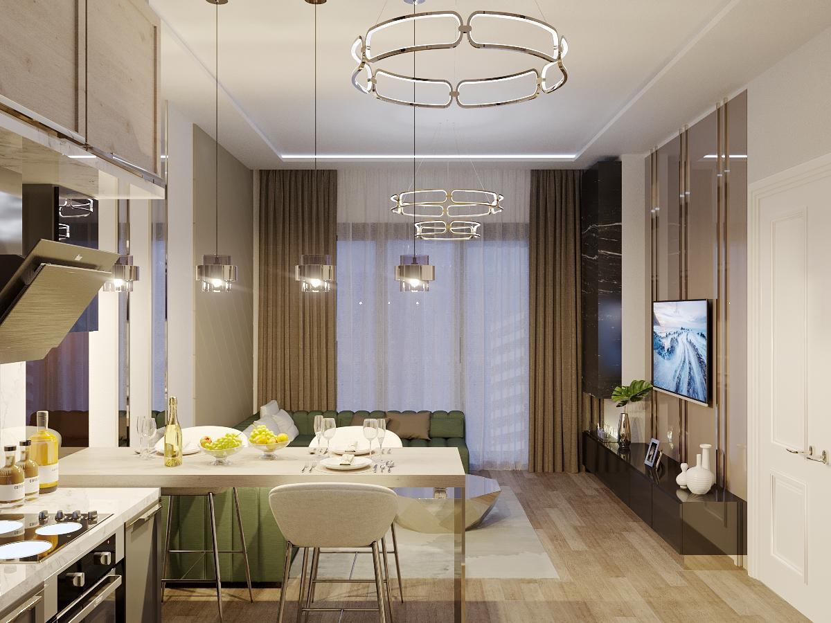 Апартаменты в новом ЖК в районе Оба - Фото 13