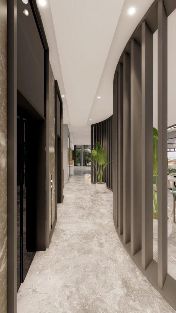 Новые апартаменты в люксовом комплексе в Кестеле - Фото 27