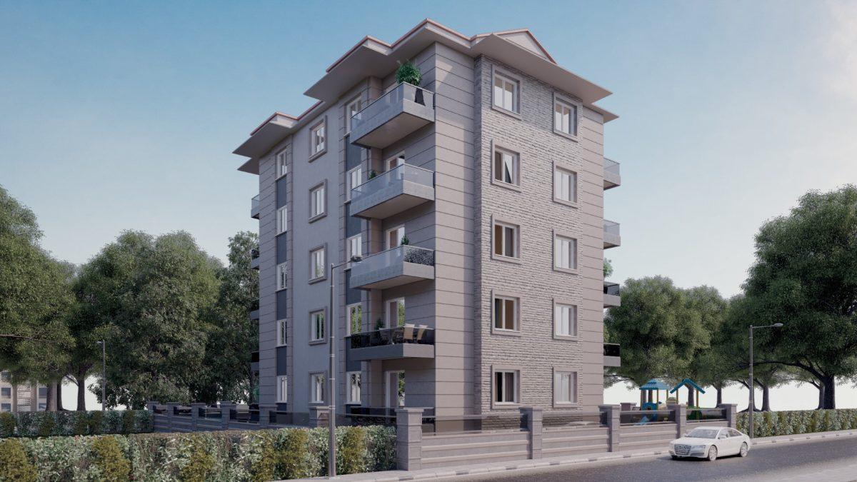 Апартаменты в новом комплексе в центре Махмутлара - Фото 2