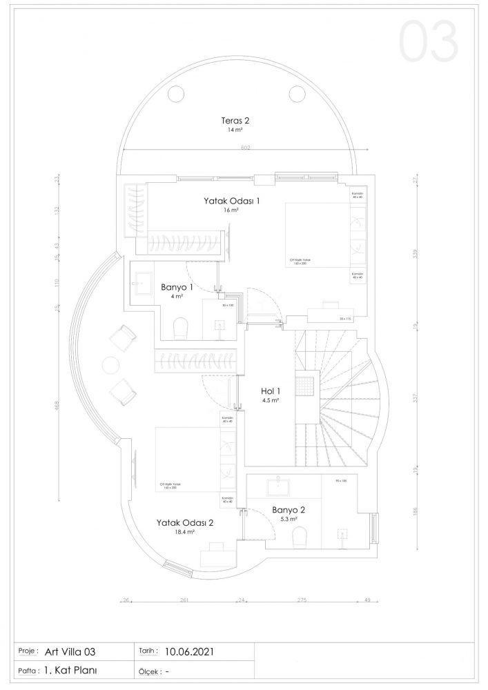 Новый комплекс вилл с отдельным бассейном - Фото 24