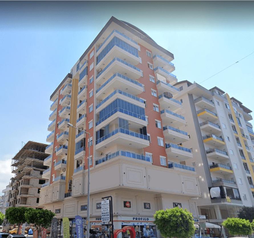 Меблированная квартира 2+1 на центральной улице в Махмутларе - Фото 2