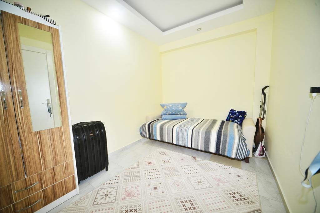 Меблированная квартира 2+1 с видом на горы и природу в Махмутларе - Фото 21