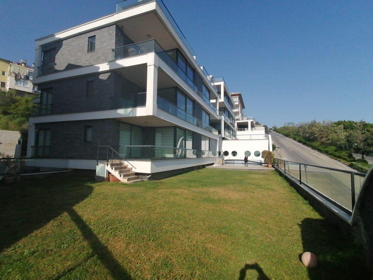Апартаменты 2+1 с панорамным видом на Аланию - Фото 6