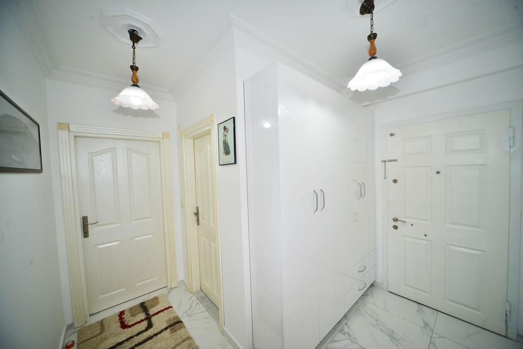 Уютная квартира 2+1 в центре европейского района Оба - Фото 16