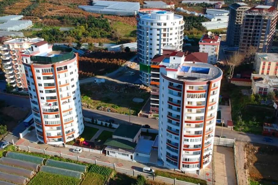 Просторная трехкомнатная квартира в Махмутларе - Фото 7