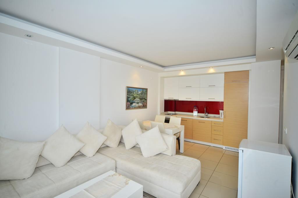 Апартаменты 1+1 с видом на море в Кестеле - Фото 10