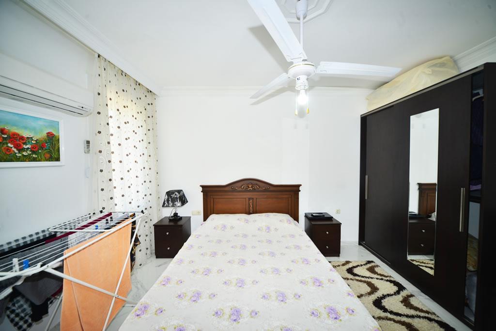 Уютная квартира 2+1 в центре европейского района Оба - Фото 19