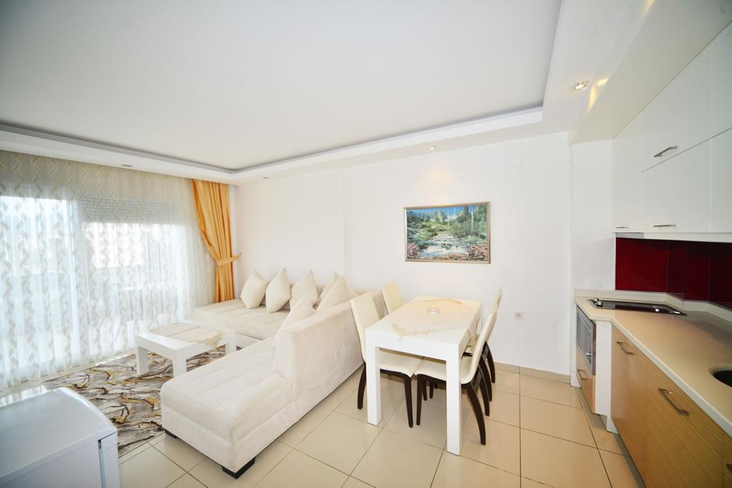 Апартаменты 1+1 с видом на море в Кестеле - Фото 11