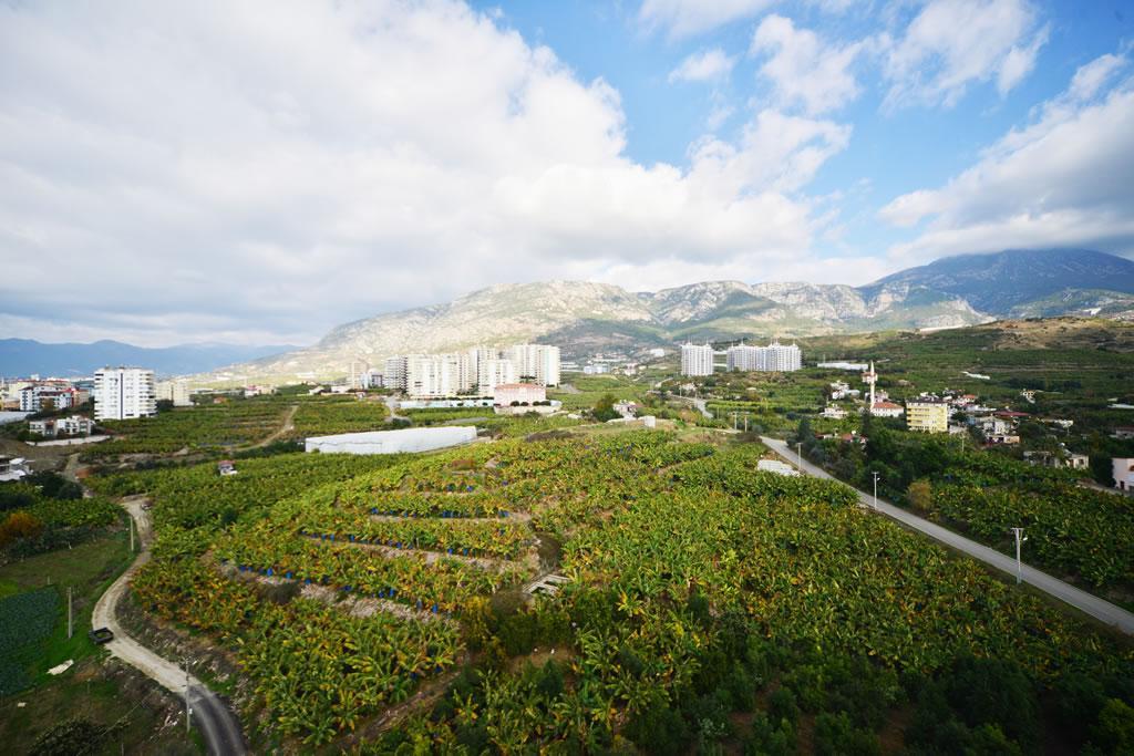 Меблированная квартира 2+1 с видом на горы и природу в Махмутларе - Фото 27