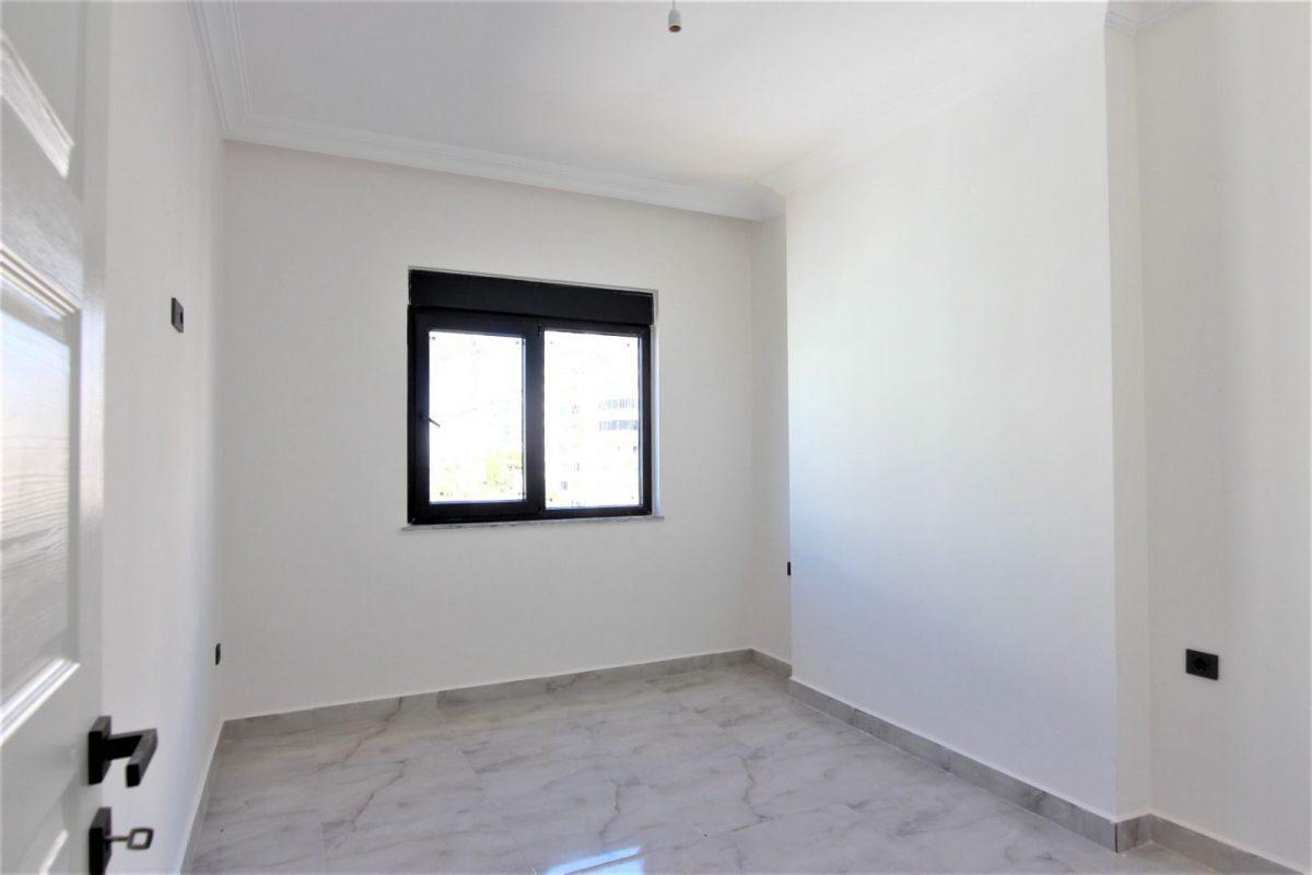 Новые светлые апартаменты 1+1 в Махмутлар - Фото 7
