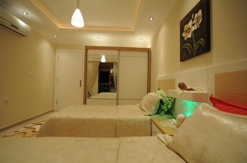 Квартира в люксовом ЖК в центре Махмутлара - Фото 16