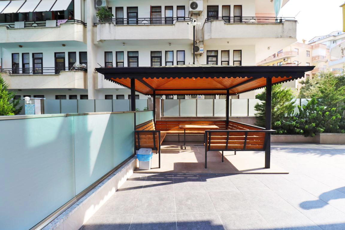 Удобные апартаменты 1+1 в центре Алании - Фото 16