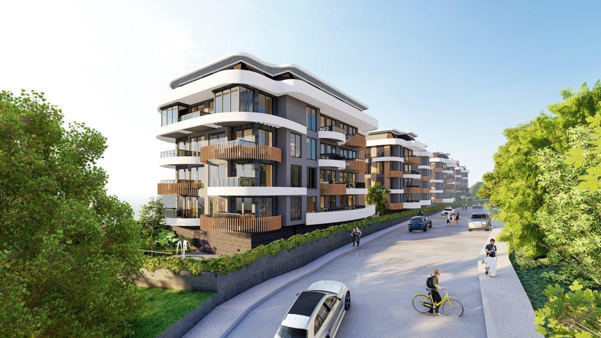Новые апартаменты в люксовом комплексе в Кестеле - Фото 10