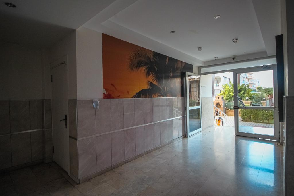 Меблированная двухкомнатная квартира в центре Махмутлара - Фото 11