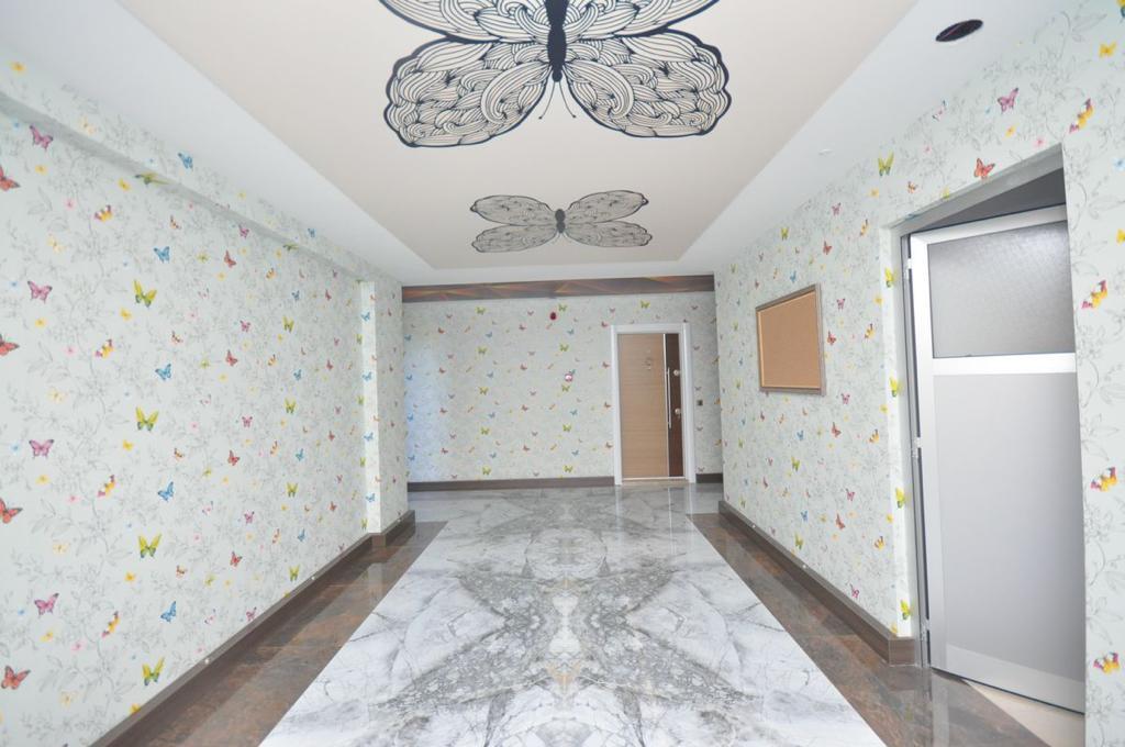 Просторная квартира 1+1 в хорошем комплексе в Махмутларе - Фото 20