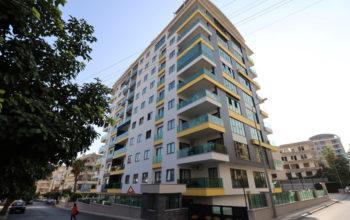 Удобные апартаменты 1+1 в центре Алании