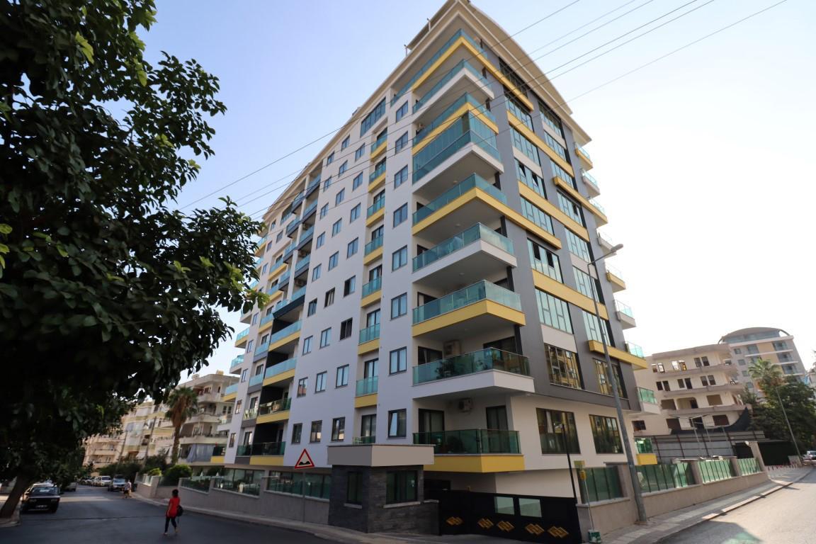 Удобные апартаменты 1+1 в центре Алании - Фото 1