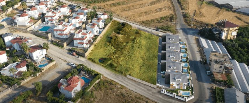 Новый комплекс вилл в Авсалларе - Фото 9