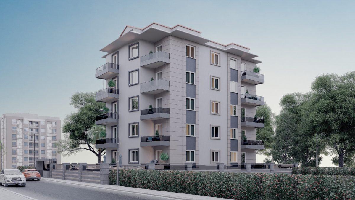 Апартаменты в новом комплексе в центре Махмутлара - Фото 3