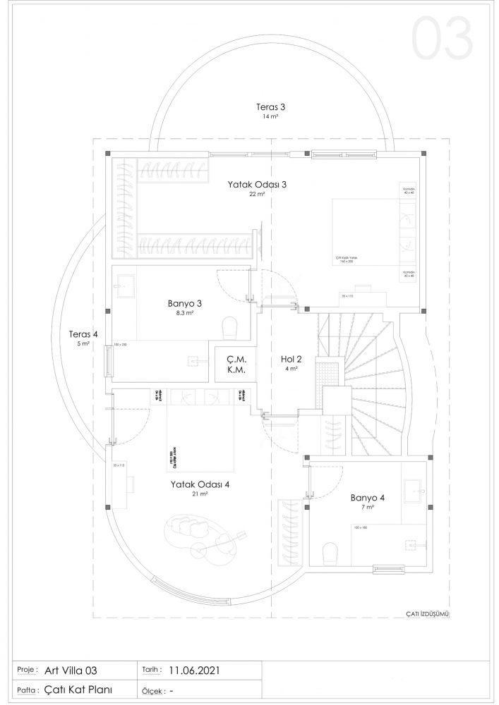 Новый комплекс вилл с отдельным бассейном - Фото 25