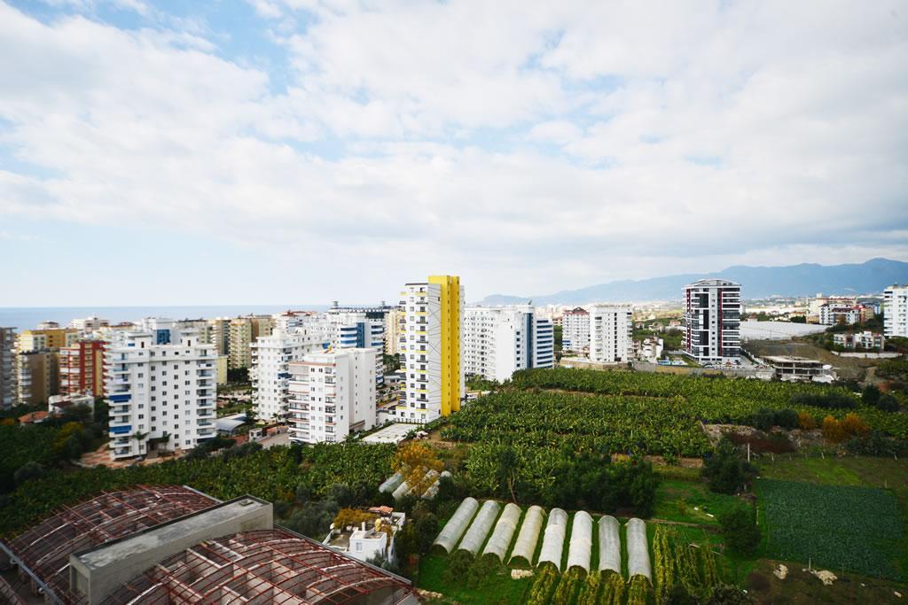 Меблированная квартира 2+1 с видом на горы и природу в Махмутларе - Фото 29