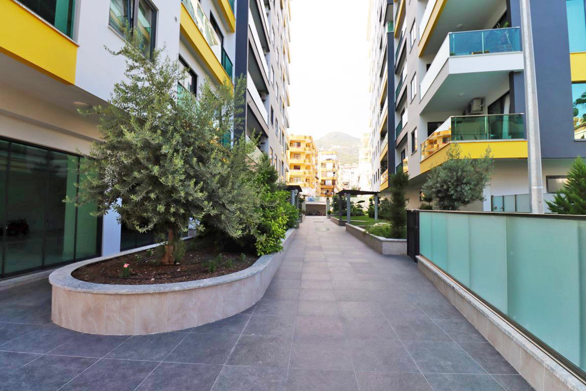 Удобные апартаменты 1+1 в центре Алании - Фото 17