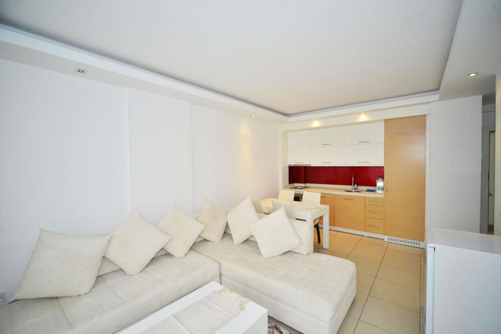 Апартаменты 1+1 с видом на море в Кестеле - Фото 18