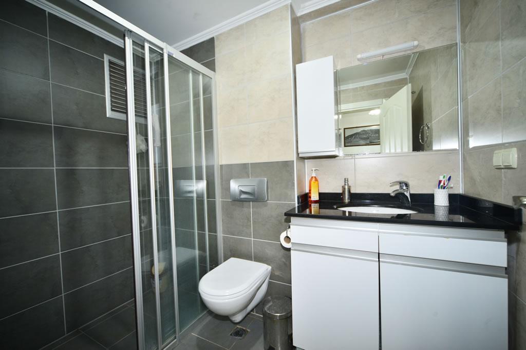 Уютная квартира 2+1 в центре европейского района Оба - Фото 22