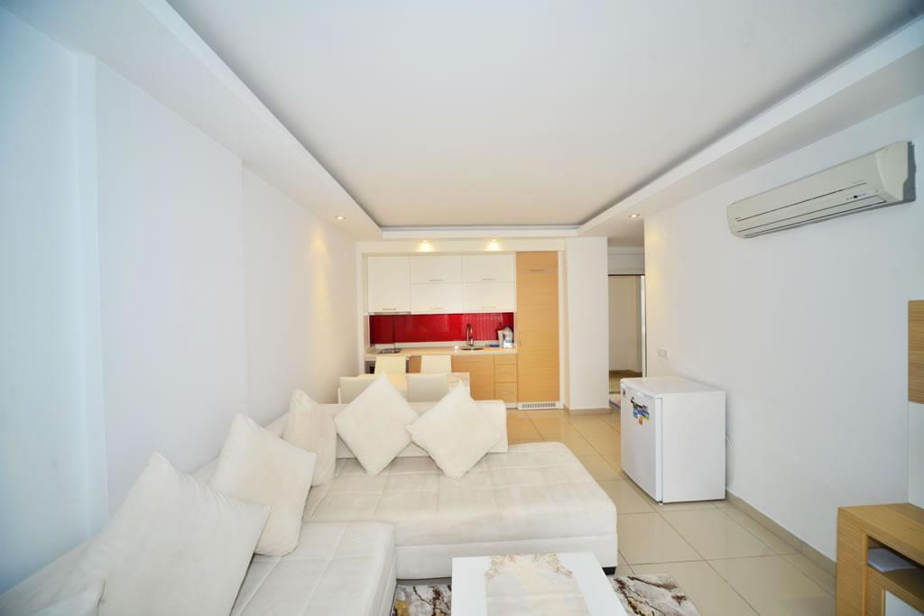 Апартаменты 1+1 с видом на море в Кестеле - Фото 19