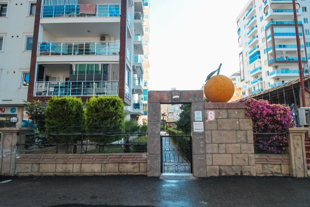 Меблированная двухкомнатная квартира в центре Махмутлара - Фото 2