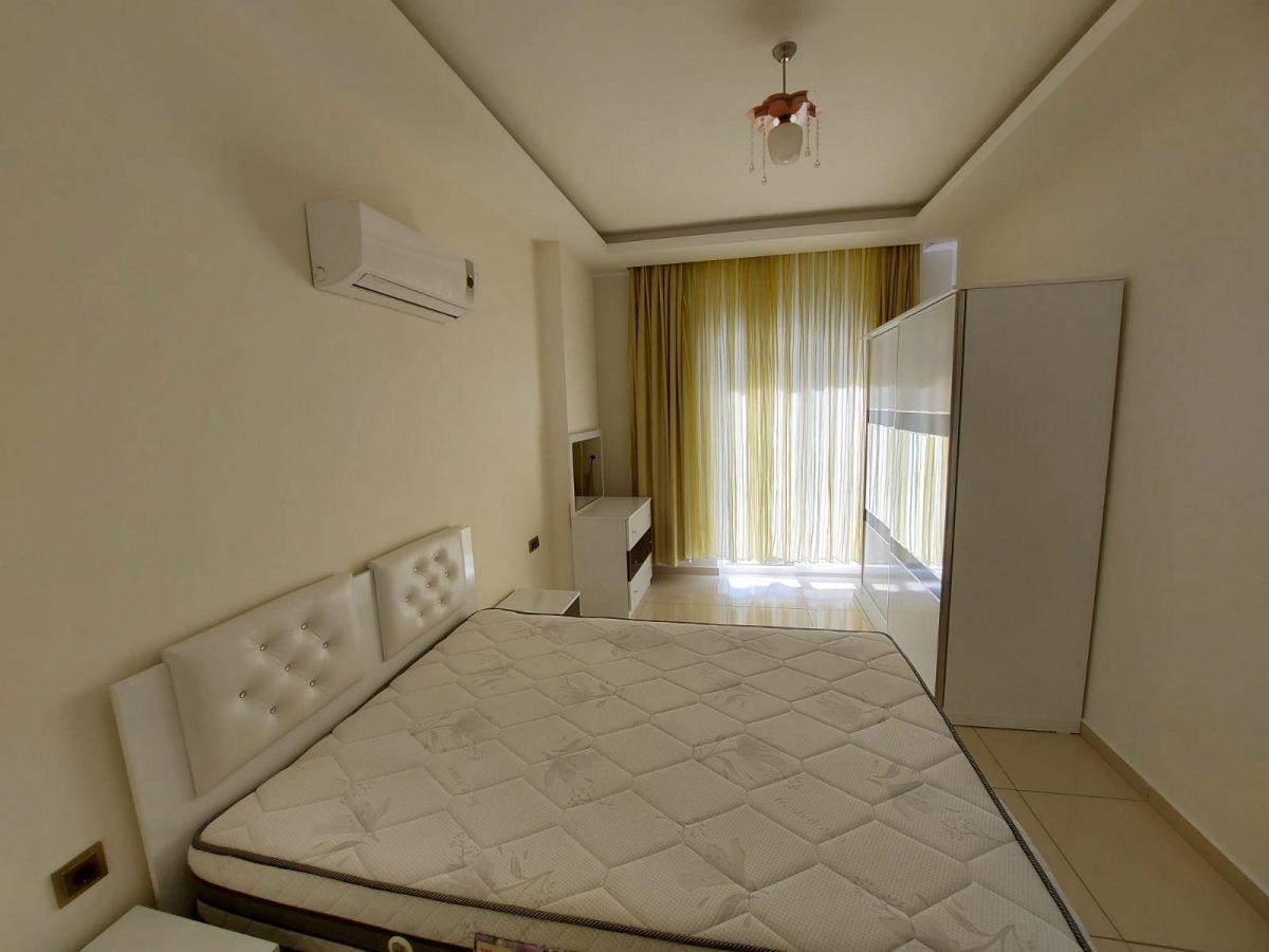 Меблированная квартира 2+1 на центральной улице в Махмутларе - Фото 20