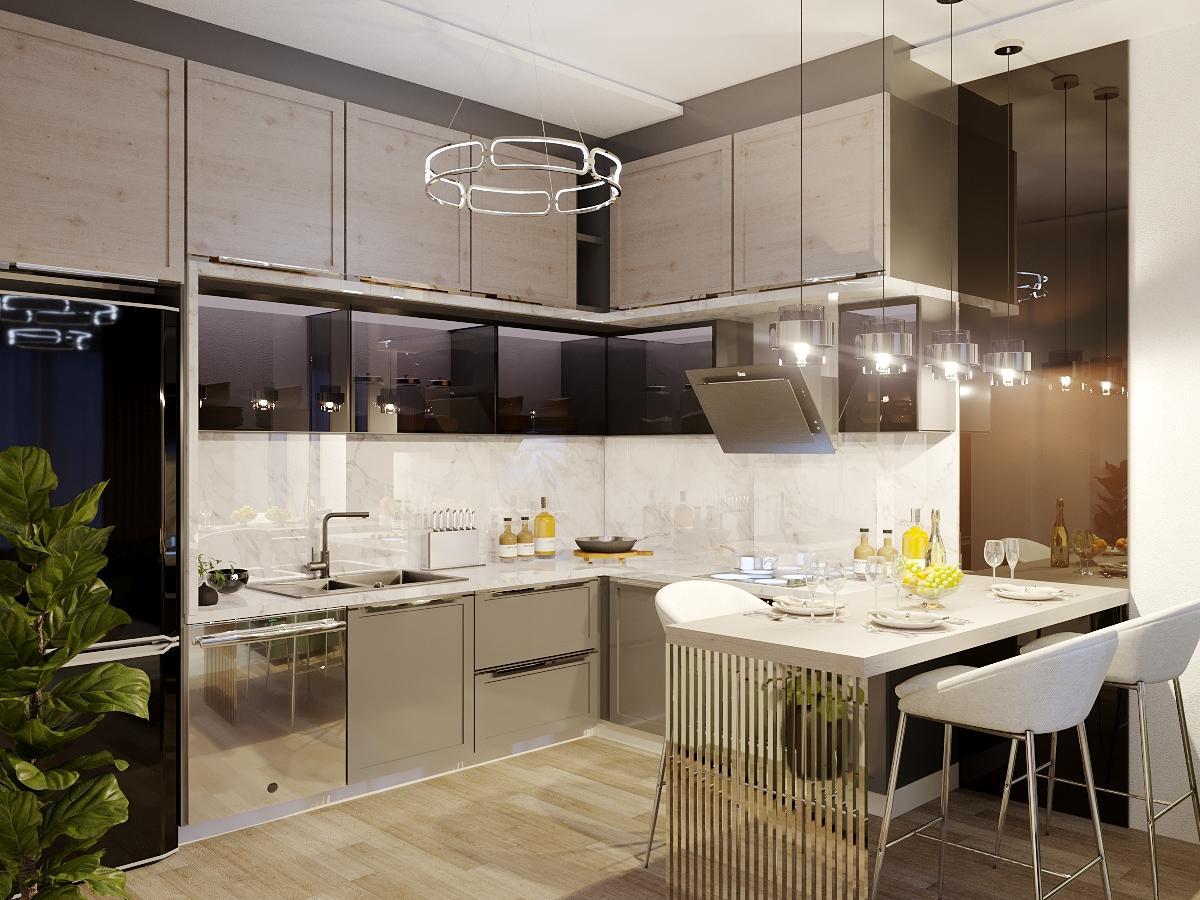 Апартаменты в новом ЖК в районе Оба - Фото 15